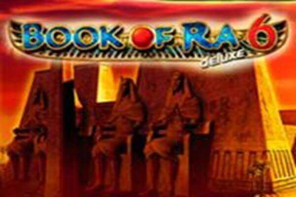 BOOK OF RA 6 DX